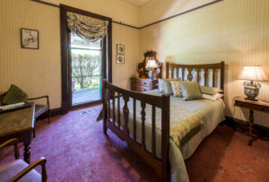 Standard Queen Room and private bathroom across the hall